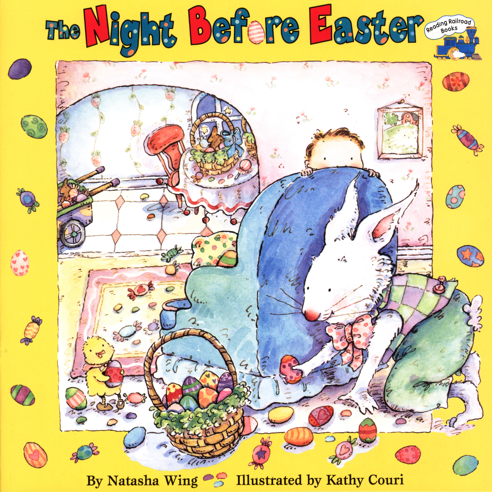Image result for the night before easter book