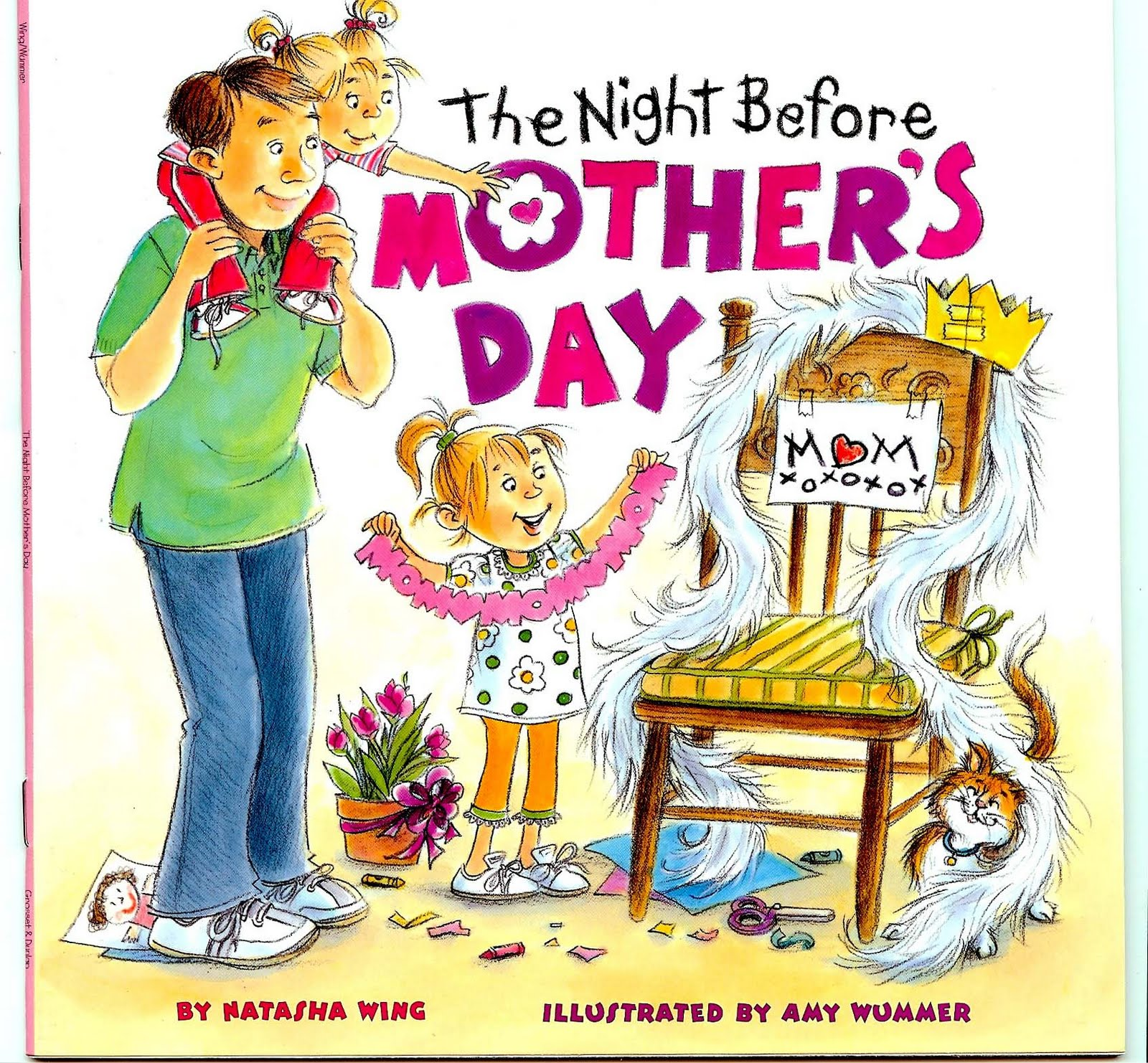 mother s day book review natasha wing