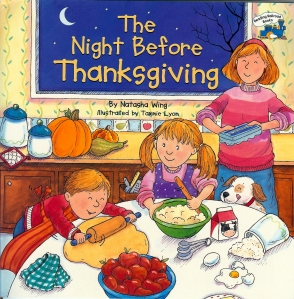 This story is based on Thanksgivings  at my grandma's house.