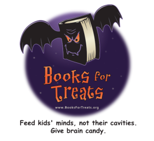 Books for Treats logo