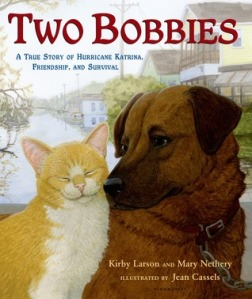 Two Authors, One Voice for the Voiceless by Kirby Larson and Mary Nethery